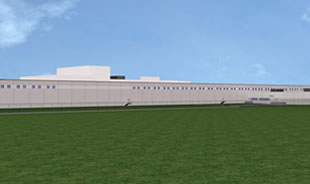 A rendering of Project Sweetness for MARS in Topeka.