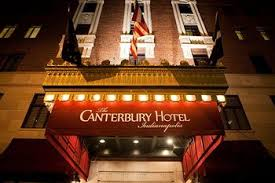 Rockbridge Partners has big plans for the Canterbury in downtown Indianapolis.