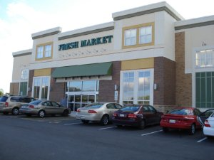A new Fresh Market will soon be opening in the Chicago suburbs.
