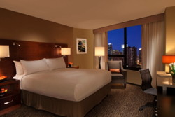 The Millennium Hotel in Minneapolis recently reopened after a six-month renovation.