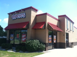 Popeyes is set to make a big impact in Minneapolis this year.