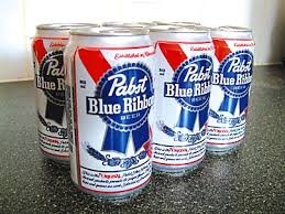 Want to attract hipsters to your neighborhood? Serve plenty of retro cool beer like Pabst Blue Ribbon.