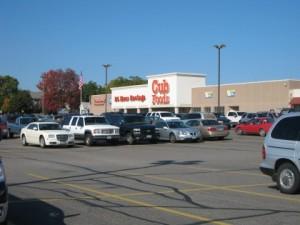 Oppidan sold this retail development in Brainerd, Minn., last year.