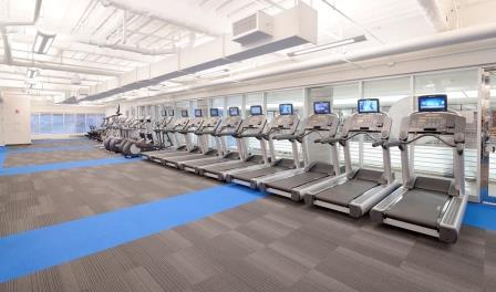 cbot fitness center