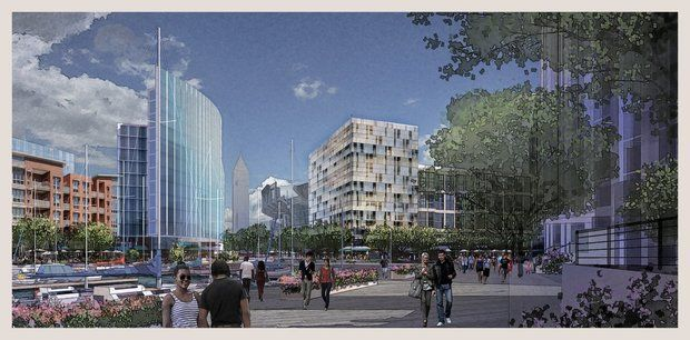 Here is what city officials envision for the future of Cleveland's lakefront.