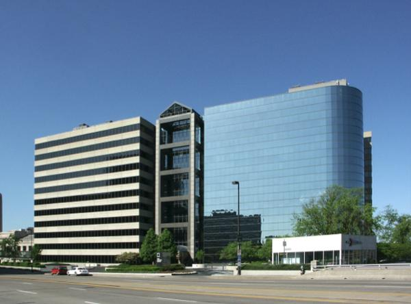 The Heartland Region of the General Services Administration is leasing about 140,000 square feet at the Two Pershing Square building in downtown Kansas City.