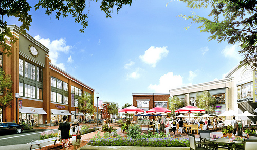 Is the era of big shopping malls over not quite yet as long as the easton town center in columbus is one example of a mall that gets it right sciox Choice Image