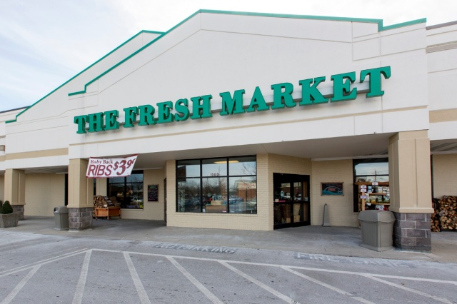 The Fresh Market is a key tenant of the Stonefield Square retail center in Louisville.