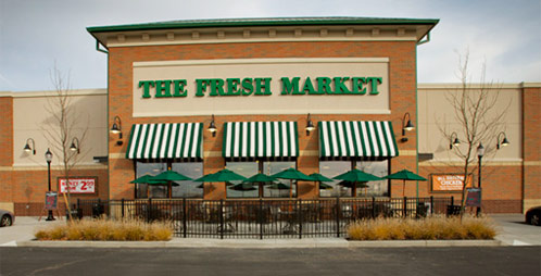 The Fresh Market grocer joined the Voice of America Centre in 2012.