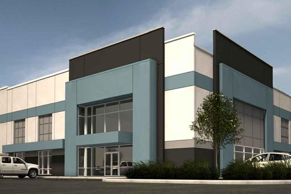 VanTrust is making a splash in the Columbus industrial market with this project.