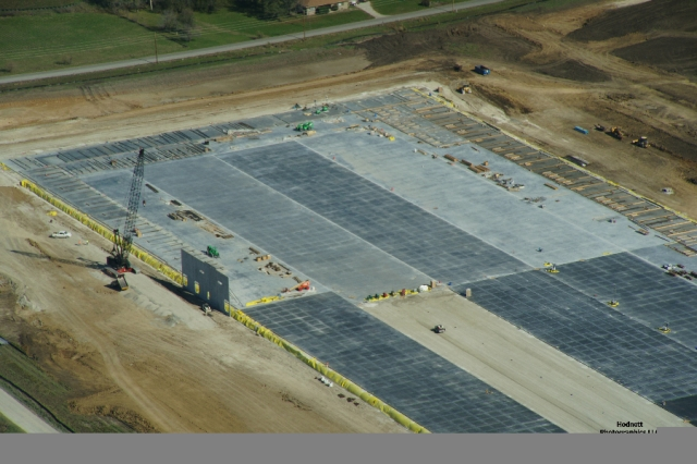 The Logistics Park Kansas City remains a key source of activity in the Kansas City industrial market.