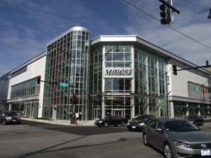 When a Mariano's opens, it generates excitement. Does this happen when a McDonald's opens?