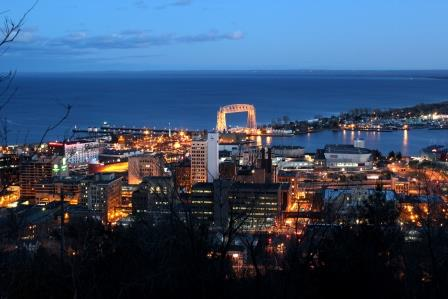 duluth -- downtown