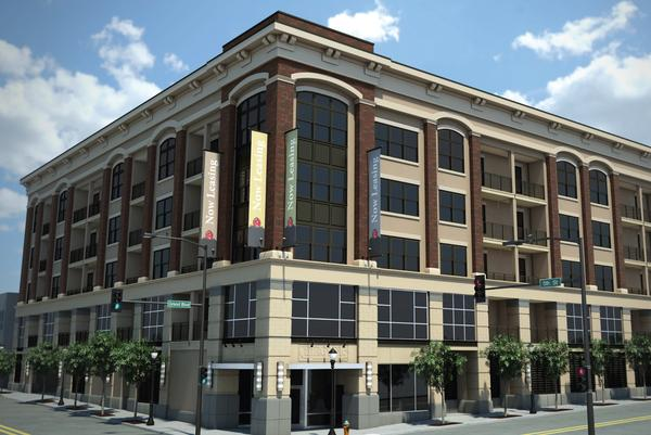 The Kansas City apartment market continues to grow.
