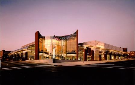 The John S. Knight convention center in Akron is one of the many important city projects The Ruhlin Company has taken on.