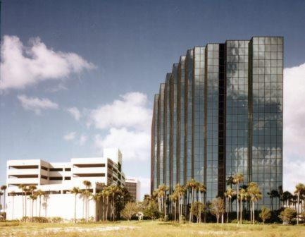The Ruhlin Company hasn't focused only on Ohio. The 12-story Paragon Center office tower in Fort Lauderdale, Fla., is an example.
