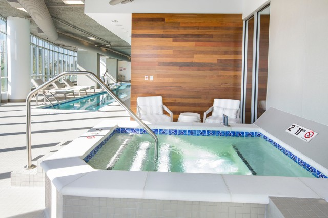 LPM Apartments features many of the amenities common to luxury rental buildings today.