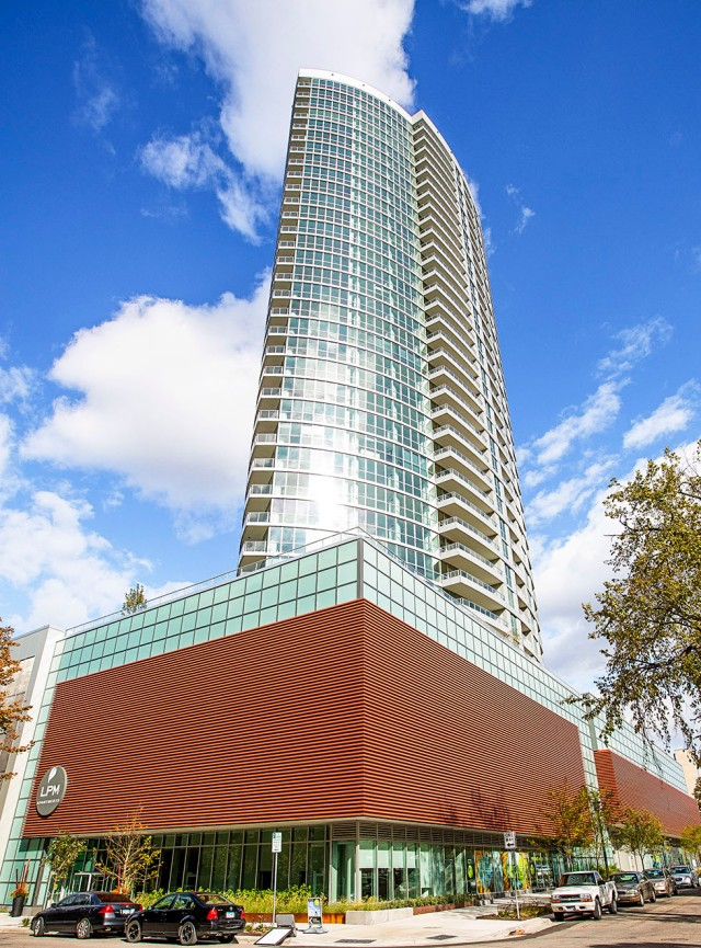 Magellan Development Group's LPM Apartments opened last year in the Twin Cities.