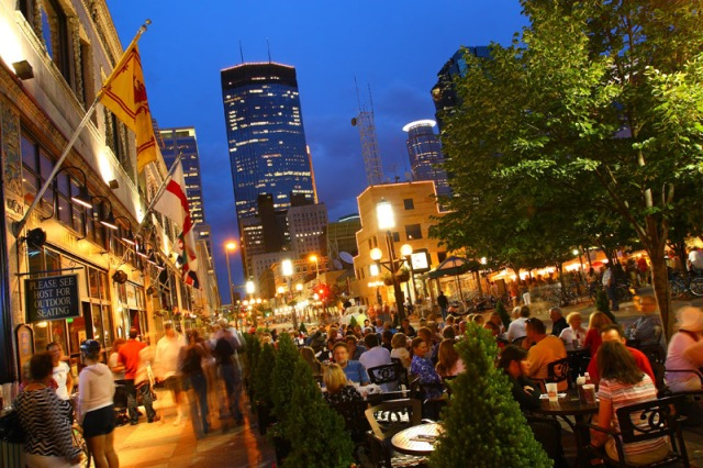 The Nicollet Mall in downtown Minneapolis will get a makeover starting this year.