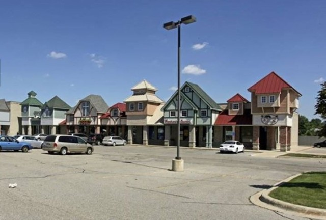 St. Clair Plaza