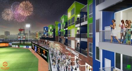 outfield apartments