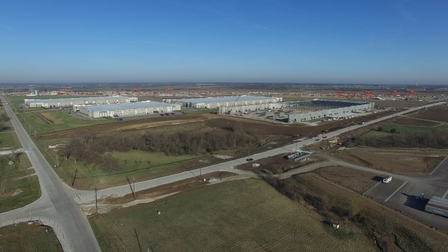 logistics park kansas city