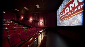 Alama Drafthouse, a high-end dine-in theater, is targeting the Chicago market.