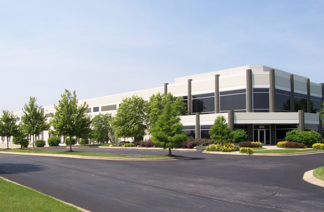 This industrial facility at 4100 Rock Creek Blvd. in Joliet is a successful part of First Industrial Realty Trust's industrial portfolio.