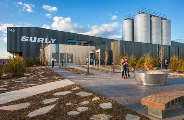 Surly Brewing in Minneapolis.