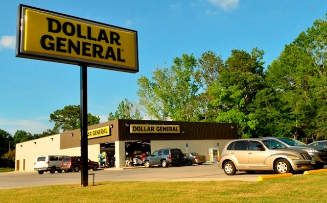 Dollar stores remain popular choices for consumers.