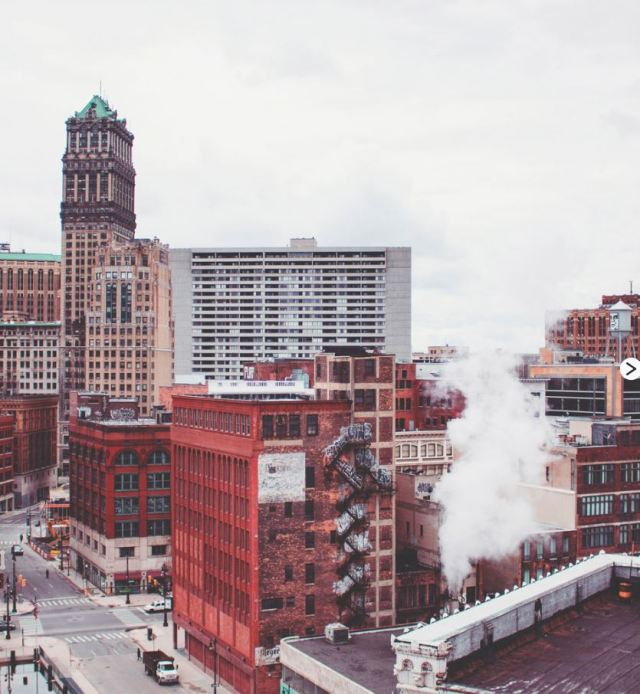 Apartment rents remain relatively affordable in most Midwest cities, including Detroit. (Photo courtesy AppFolio.)
